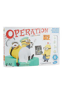 BOARD GAMES Despicable Me 2 Operation