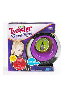 BOARD GAMES Twister Dance Rave game