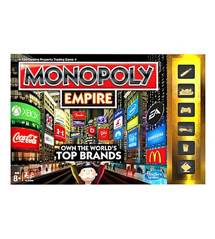 BOARD GAMES Monopoly Empire board game