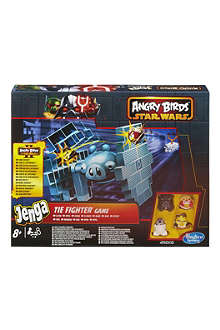 BOARD GAMES Angry Birds Star Wars Jenga Tie Fighter game