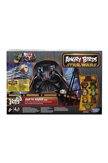 BOARD GAMES Angry Birds Star Wars Jenga Rise of Darth Vader game