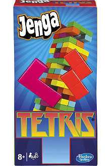 BOARD GAMES Jenga Tetris game