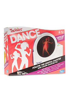 BOARD GAMES Twister dance