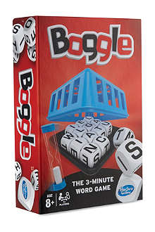 BOARD GAMES Boggle
