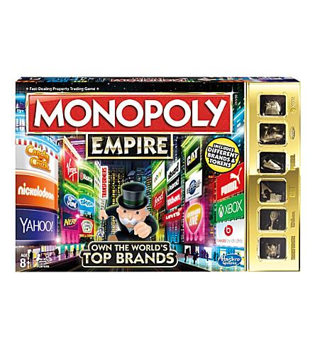 BOARD GAMES Monopoly empire 2016