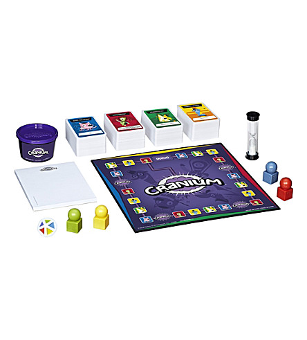 BOARD GAMES Cranium board game