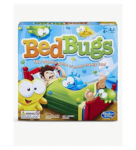 BOARD GAMES Hasbro Bed Bugs game