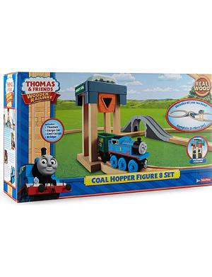 THOMAS THE TANK ENGINE Thomas coal hopper figure 8 set
