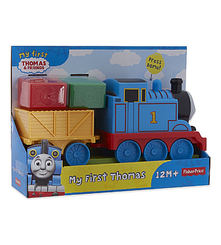THOMAS THE TANK ENGINE My first thomas