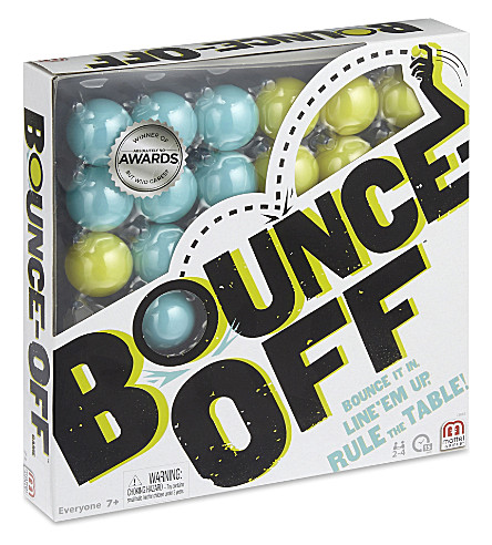 BOARD GAMES Bounce off game