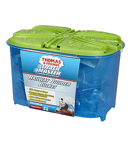 THOMAS THE TANK ENGINE Trackmaster Railway Builder Bucket