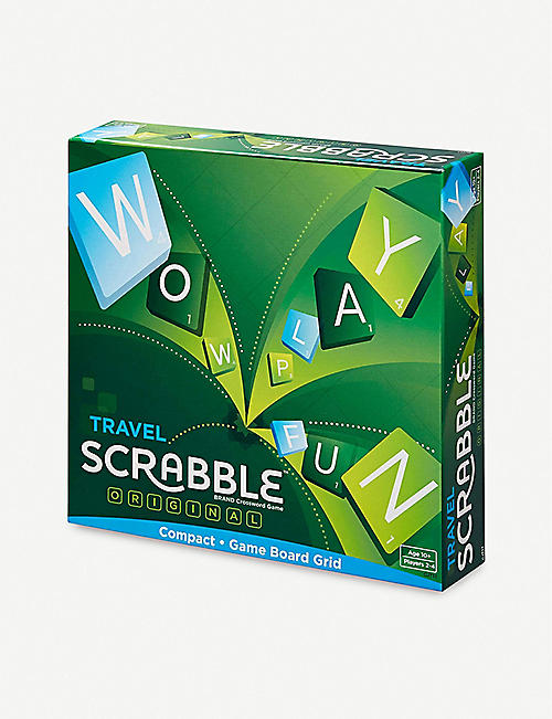 BOARD GAMES Travel Scrabble