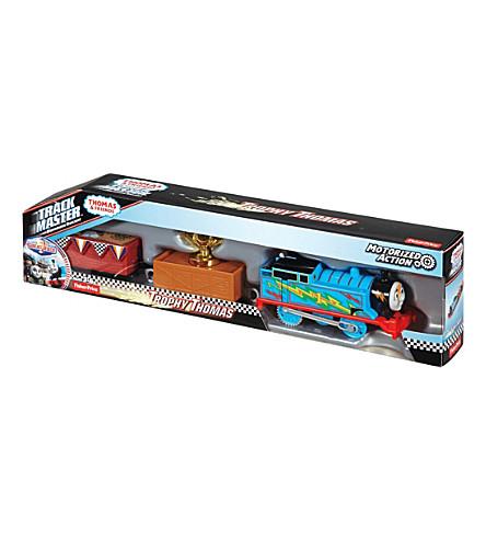 THOMAS THE TANK ENGINE Trackmaster trophy Thomas engine