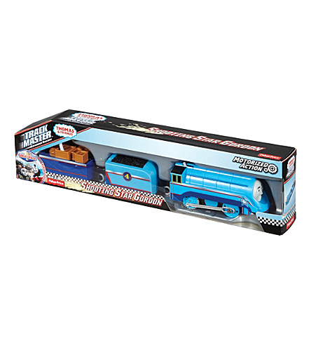 THOMAS THE TANK ENGINE Trackmaster shooting star Gordon