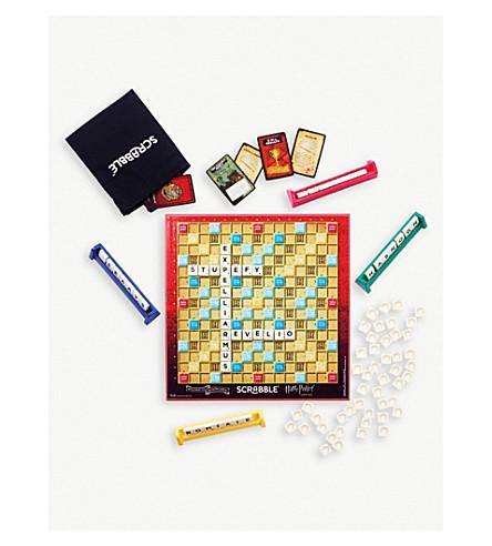 BOARD GAMES Harry Potter Scrabble