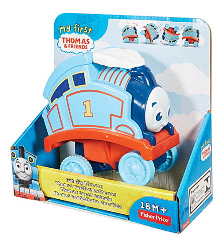 THOMAS THE TANK ENGINE Flipster Engine Thomas