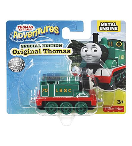 THOMAS THE TANK ENGINE Original Thomas special edition metal engine
