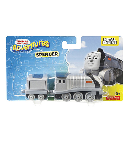 THOMAS THE TANK ENGINE Spencer die cast metal model engine