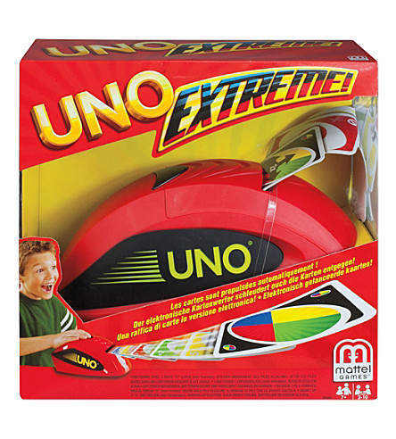 BOARD GAMES UNO Extreme