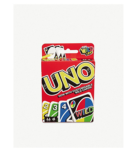 BOARD GAMES Uno card game