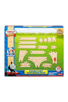 THOMAS THE TANK ENGINE 15-piece Figure 8 Set expansion pack