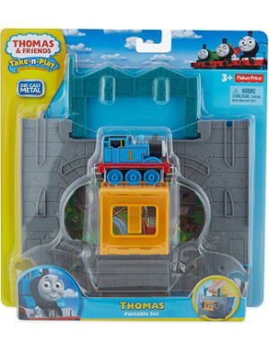 THOMAS THE TANK ENGINE Thomas portable set