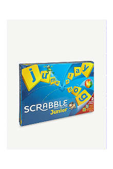 BOARD GAMES Scrabble Junior board game