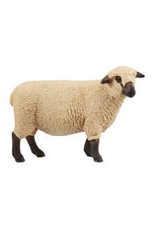 SCHLEICH Shropshire sheep figurine