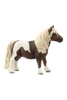 SCHLEICH Shetland pony figurine