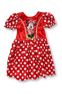 MICKEY & MINNIE MOUSE Classic Minnie red dress
