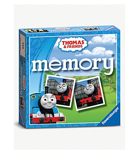 THOMAS THE TANK ENGINE Thomas & friends mini memory (3+ years)