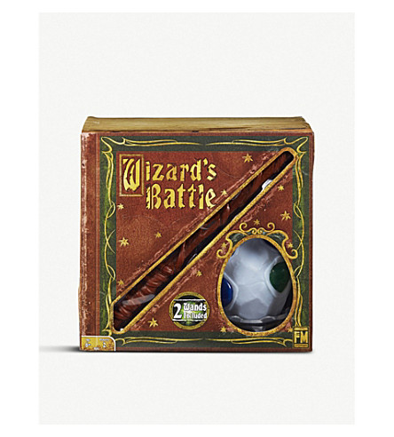 BOARD GAMES Wizard's Battle game