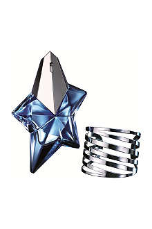 THIERRY MUGLER Angel Jewel Collection refillable eau de parfum 25ml gift set