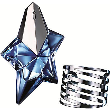 THIERRY MUGLER Angel Jewel Collection refillable eau de parfum 50ml gift set