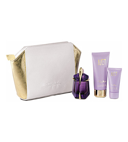 THIERRY MUGLER Alien refillable eau de parfum 30ml gift set