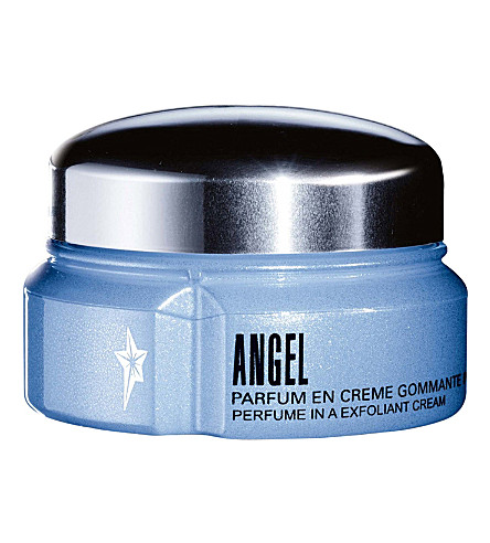 THIERRY MUGLER Angel exfoliant cream 200ml