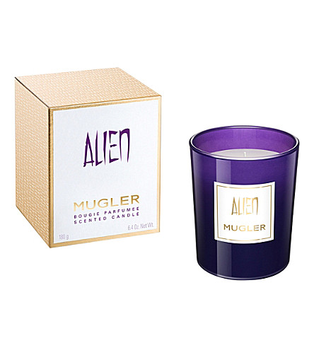THIERRY MUGLER Alien scented candle 180g