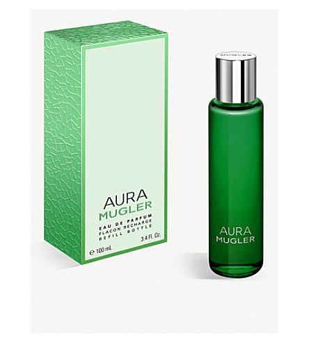 THIERRY MUGLER Aura MUGLER Eau de Parfum refillable 100ml