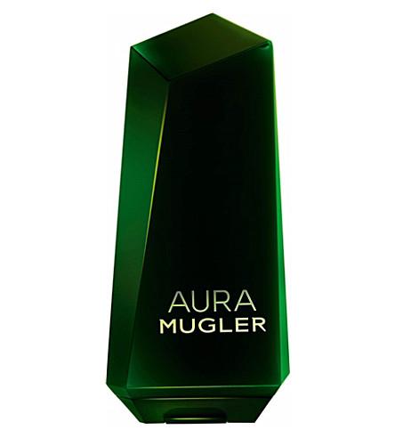 THIERRY MUGLER Aura MUGLER eau de parfum body lotion 200ml