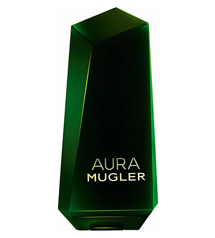 THIERRY MUGLER Aura MUGLER Eau de Parfum shower milk 200ml