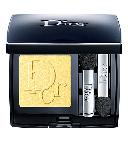 DIOR Diorshow Mono Wet & Dry Backstage eyeshadow (It-yellow