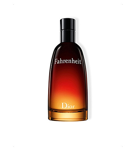 DIOR Fahrenheit aftershave lotion 100ml