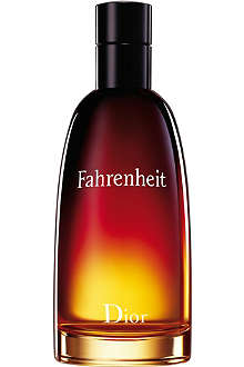 DIOR Fahrenheit aftershave lotion spray 100ml