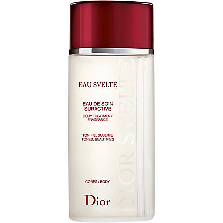 DIOR Eau Svelte body treatment fragrance 200ml