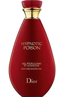DIOR Hypnotic Poison shower gel 200ml