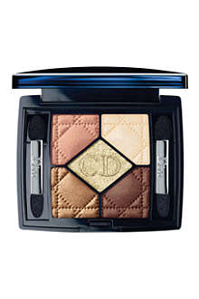 DIOR Golden Winter Collection 5 Couleurs eyeshadow palette