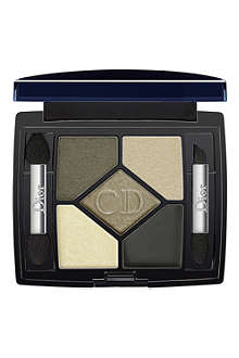 DIOR Golden Jungle Collection 5 Couleurs Designer eyeshadow palette