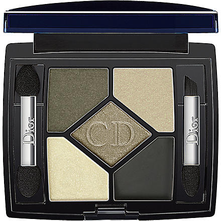 DIOR Golden Jungle Collection 5 Couleurs Designer eyeshadow palette (Khaki+design+308