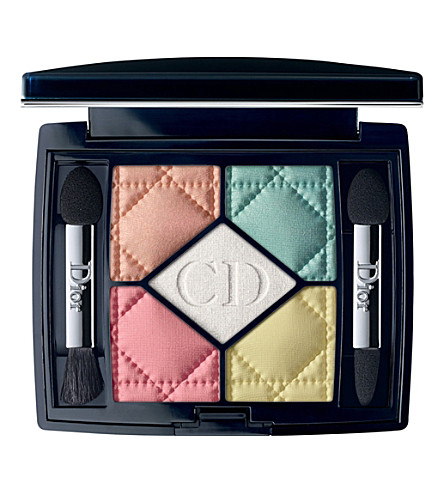 DIOR 5 Couleurs eyeshadow (Candy+choc