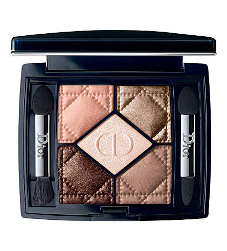 DIOR 5 Couleurs eye shadow (Ambre+nuit+746